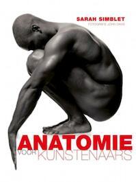 Anatomie voor kunstenaars - Sarah Simblet (ISBN 9789043919319)