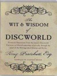 Wit & Wisdom Of Discworld - T. Pratchett (ISBN 9780552155380)