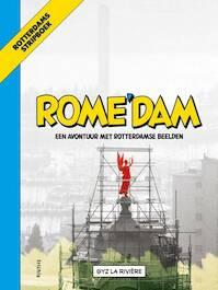 Rome'dam - Een avontuur met Rotterdamse beelden - Gyz La Rivière (ISBN 9789492077493)