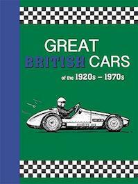 Great British Cars - (ISBN 9780753730126)