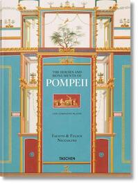 The houses and monuments of Pompeii - Fausto en Felice Niccolini [XL] - Valentin Kockel (ISBN 9783836556873)