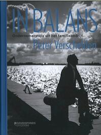 In balans - Peter Verschelden (ISBN 9789059089334)