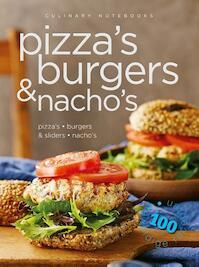 Culinary Notebooks Pizza's burgers & nacho's (ISBN 9789036636445)