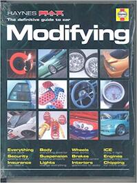 The Modifying Manual The Definitive Guide - R.M. Jex (ISBN 9781859609255)
