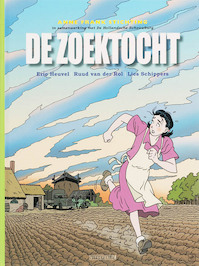 De zoektocht - E. Heuvel, R van der / Schippers Rol (ISBN 9789024522262)