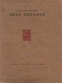 Self-defense - Paul van Ostaijen