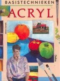 Basistechnieken acryl - Alfred Daniels, A. van Rij (ISBN 9789024353644)