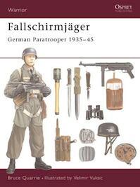 Fallschirmjager - Bruce Quarrie (ISBN 9781841763262)