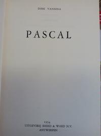 Pascal - Dirk Vansina