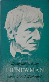 Kerngedachten van John Henry Newman - A. J. Boekraad