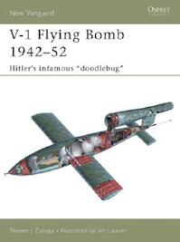 V-1 Flying Bomb 1942-52 - Steven J. Zaloga (ISBN 9781841767918)