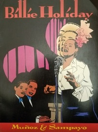 Billie Holiday - Sampayo, Munoz (ISBN 9780560970852)
