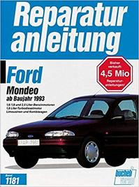 Ford Mondeo 1993-1995 - (ISBN 9783716818800)