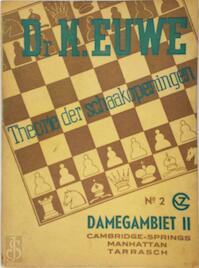 Theorie der schaakopeningen /2 - M. Euwe