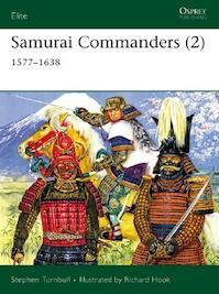 Samurai Commanders 2 - Stephen Turnbull (ISBN 9781841767444)