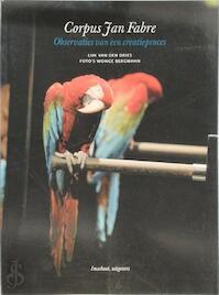 Corpus Jan Fabre - Luk van Den Dries (ISBN 9789077362587)