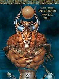 De goden van de Nijl - Crisse (ISBN 9789460780950)