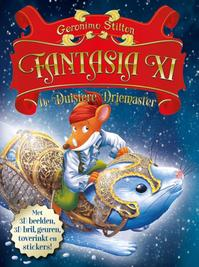 Fantasia XI - Geronimo Stilton (ISBN 9789085923671)