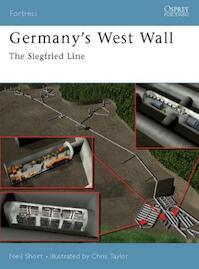 Germany's West Wall - Neil Short (ISBN 9781841766782)