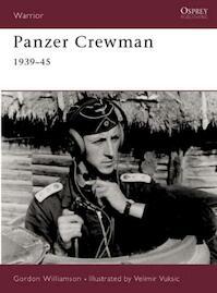 Panzer Crewman 1939-45 - Gordon Williamson (ISBN 9781841763286)