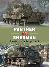 Panther vs Sherman - Steven J. Zaloga (ISBN 9781846032929)