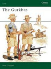 The Gurkhas - Mike Chappell (ISBN 9781855323575)
