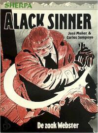 Alack Sinner - De zaak Webster - Carlos Sampayo (ISBN 9789072995018)