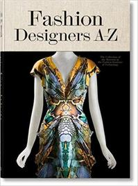 Fashion Designers A-Z - (ISBN 9783836565578)