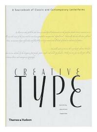Creative Type - C.W. de Jong, F. A.W. / Friedl Purvis (ISBN 9789066112506)