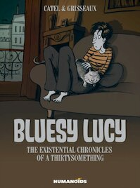 Bluesy Lucy - Catel, Humanoids Incorporated, Veronique Grisseaux (ISBN 9781594650482)
