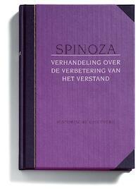 Verhandeling over de verbetering van het verstand - Spinoza (ISBN 9789065544629)