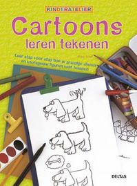 Kinderatelier / Cartoons leren tekenen - M. Artell (ISBN 9789044702828)