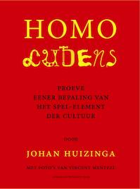 Homo Ludens - Johan Huizinga, J. Huizinga (ISBN 9789089641946)