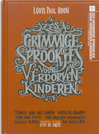 Zes grimmige sprookjes voor verdorven kinderen - Louis Paul Boon (ISBN 9789079040049)