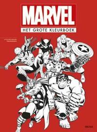 Marvel Het grote kleurboek (ISBN 9789044747553)