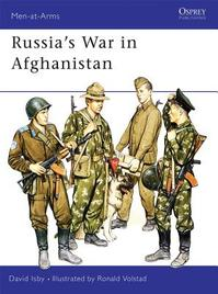 Russia's War in Afghanistan - David Isby (ISBN 9780850456912)