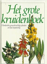 Het grote kruidenboek - Richard Evans Schultes, William A.R. Thomson, J.A. Lasschuit (ISBN 9789036602143)