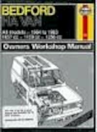 Bedford HA Van - Ian Coomber (ISBN 085696607x)