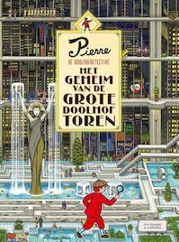 Pierre de doolhofdetective - het geheim van de grote doolhoftoren - Hiro Kamigaki, IC4Design, Chihiro Maruyama (ISBN 9789068687408)