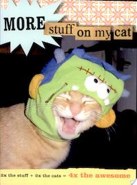 More Stuff on My Cat - Mario Garza (ISBN 9780811862257)