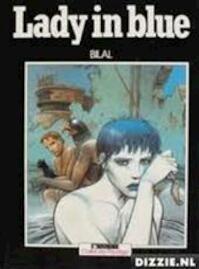 Lady in blue - Enki Bilal, Frits van der Heide (ISBN 9789073221628)
