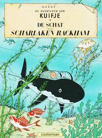 De avonturen van Kuifje / de schat van scharlaken rackham - Herge (ISBN 9789030326519)