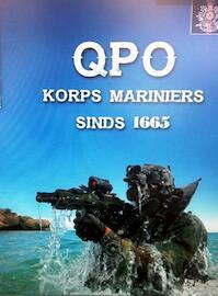 QPO, Korps Mariniers sinds 1665 - Arie Booy (ISBN 9789082204919)