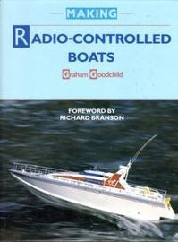 Making Radio-controlled Boats - Graham Goodchild (ISBN 9780713459869)