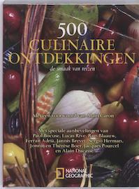 500 culinaire ontdekkingen - (ISBN 9789089270726)