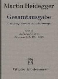 Gesamtausgabe. IV. Abteilungen: Hinweise und Aufzeichnungen - Martin Heidegger (ISBN 9783465038153)