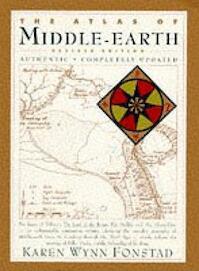 The atlas of Middle-earth - Karen Wynn Fonstad (ISBN 9780261102774)