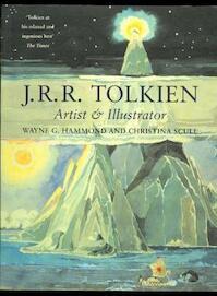 J.R.R. Tolkien - ASrtist & Illustrator - Wayne G. Hammond, Christina Scull (ISBN 9780261103221)
