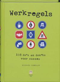 Werkregels - Richard Templar (ISBN 9789043019552)