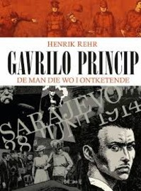Gavrilo Princip - Henrik Rehr (ISBN 9789462101692)
